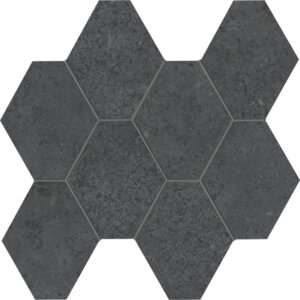 Hex Mosaic Dark