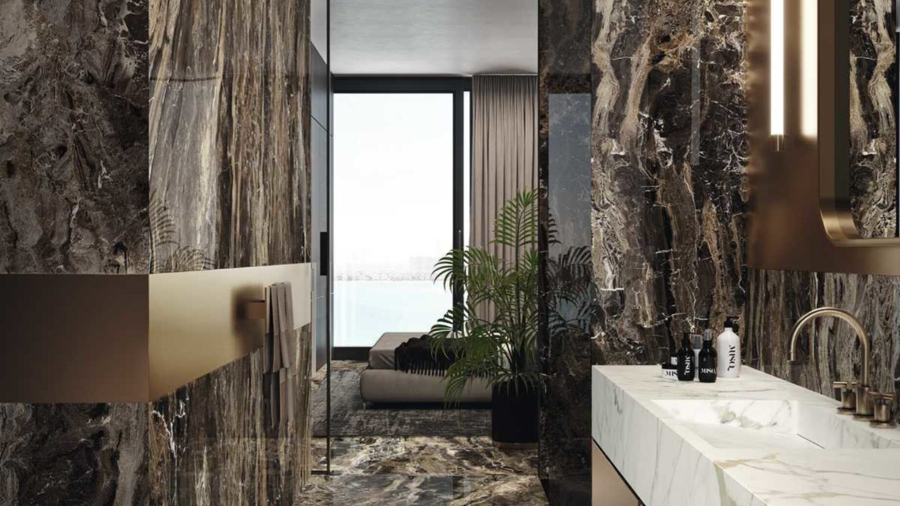 4 Ways to Transform your Walls and Floors with Marble Tiles