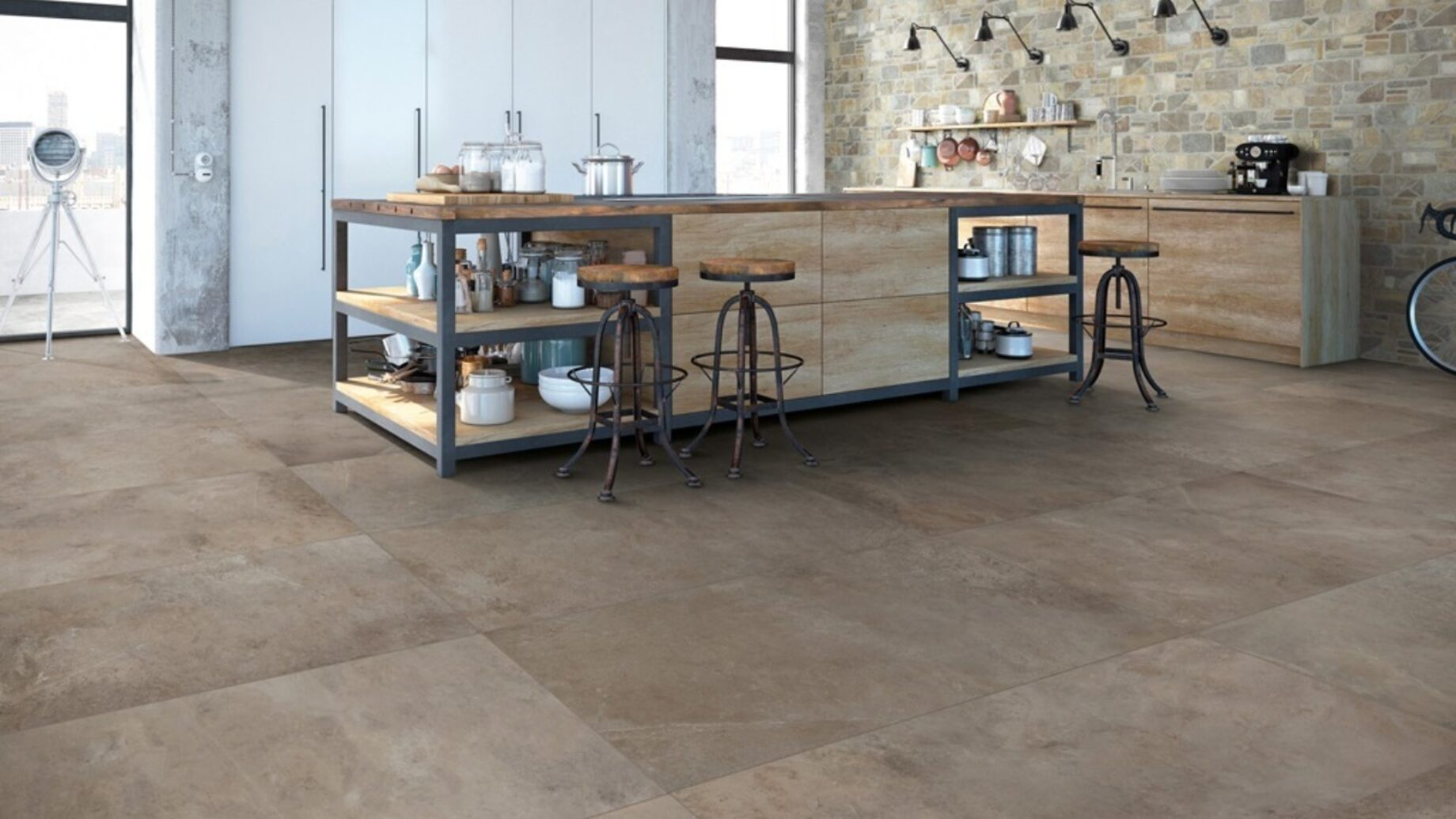 How to choose Tiles for Your Kitchen