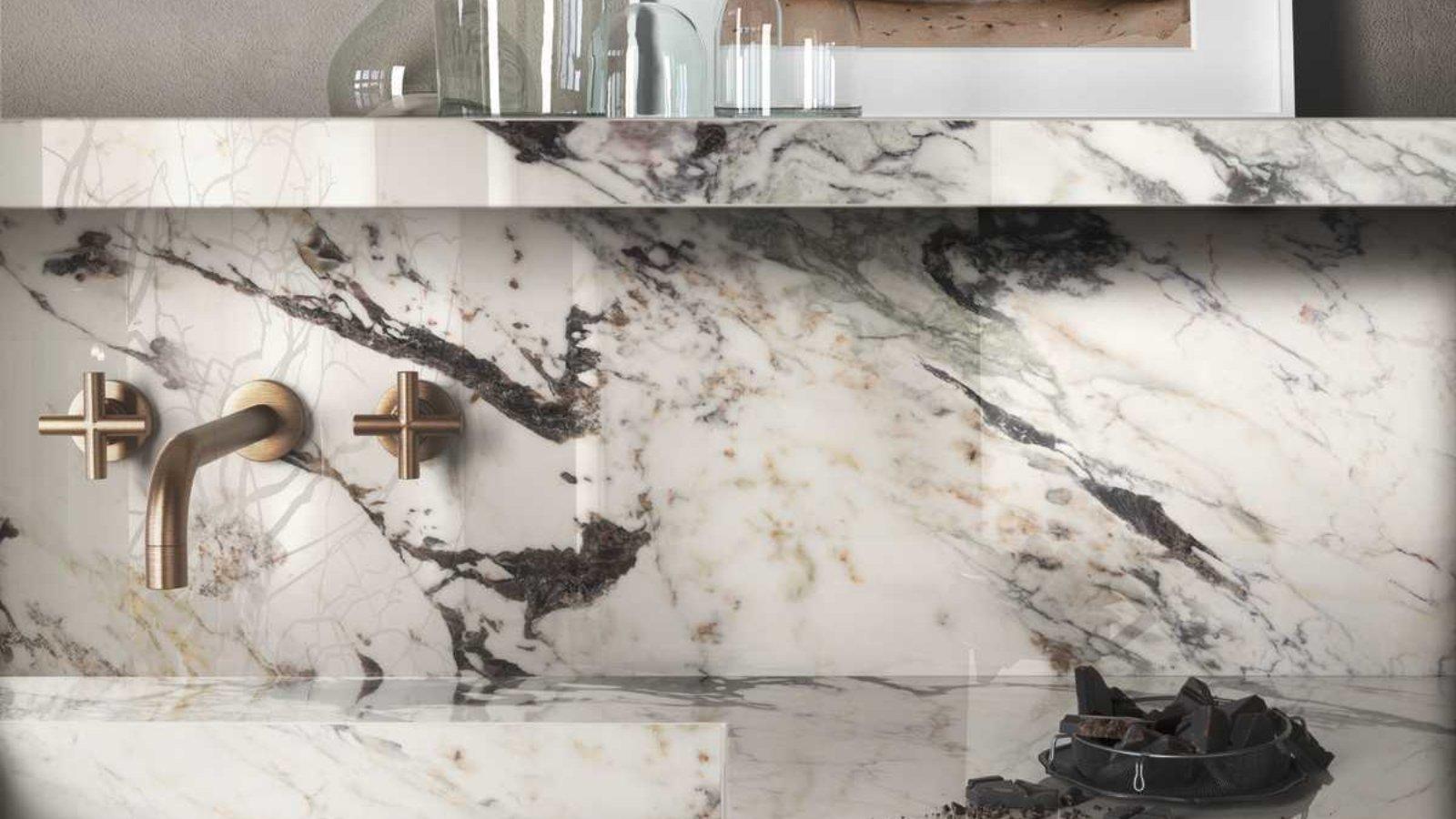 Top - Marble Grande