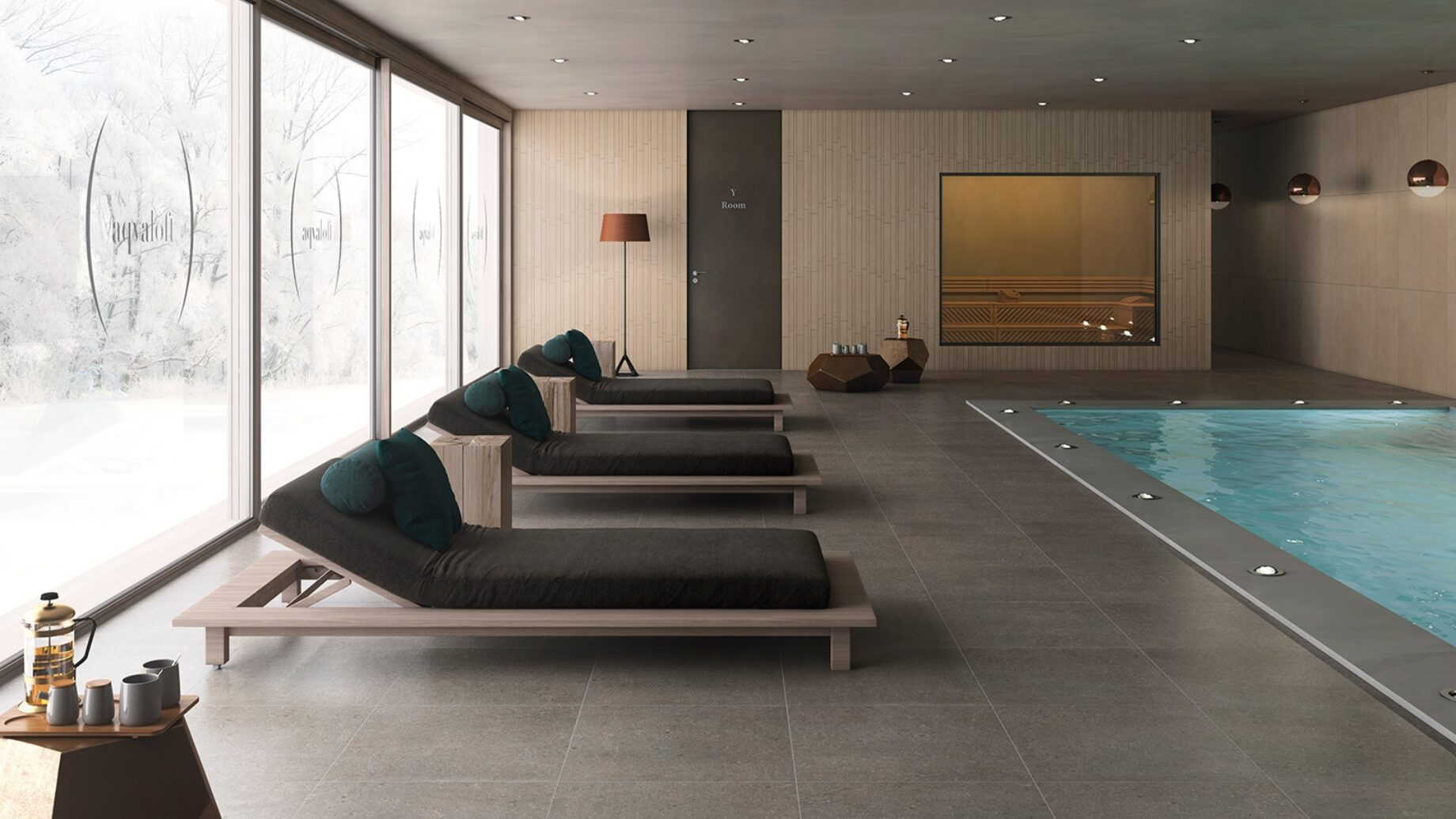 Transform your Indoor and Outdoor Living Space with Tiles